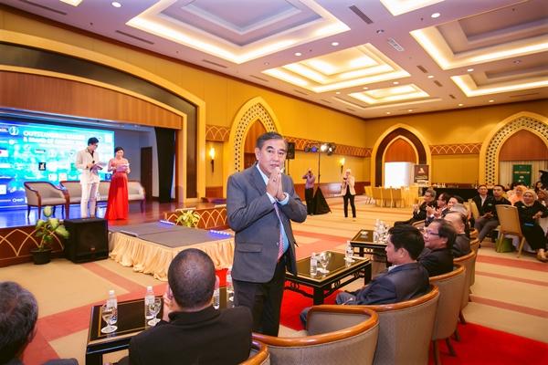 Ông Lê Văn Trọng – Chủ tịch Hội doanh nghiệp Việt Nam tại Thái Lan