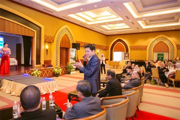 Ông Ngô Sỹ Tuyên – Chủ tịch hiệp hội doanh nhân Việt Nam VMbiz