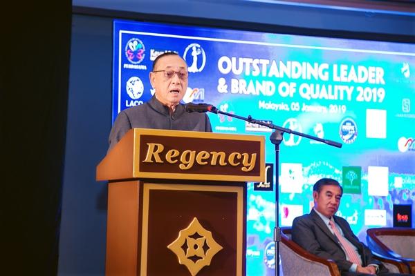 Ông Tansri Matshah SaFuan – Chủ tịch hiệp hội doanh nghiệp của Malaysia Perdasama