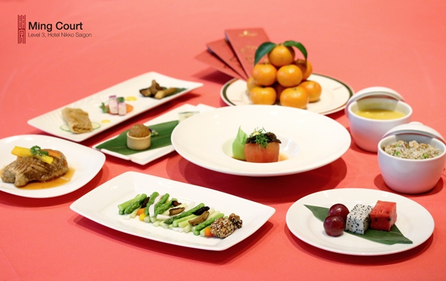 Longevity Set Menu (Vegetarian)
