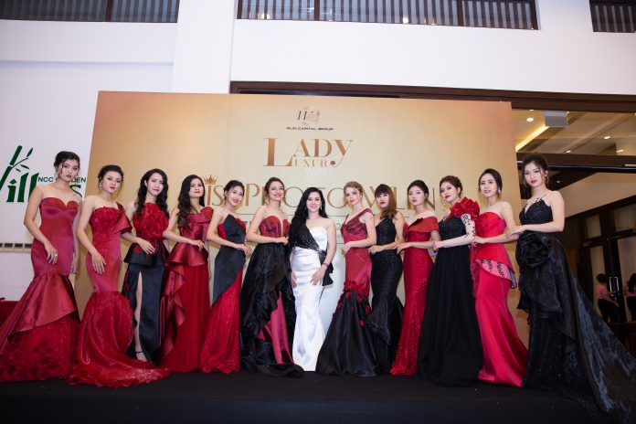 Doanh nhân Bích Vân – Chủ thương hiệu thời trang MiVaLy và những kiệt tác của mình.