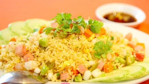 Cơm Pulao là một nét đặc trưng cho ẩm thực Yoga theo phong cách Ấn Độ!