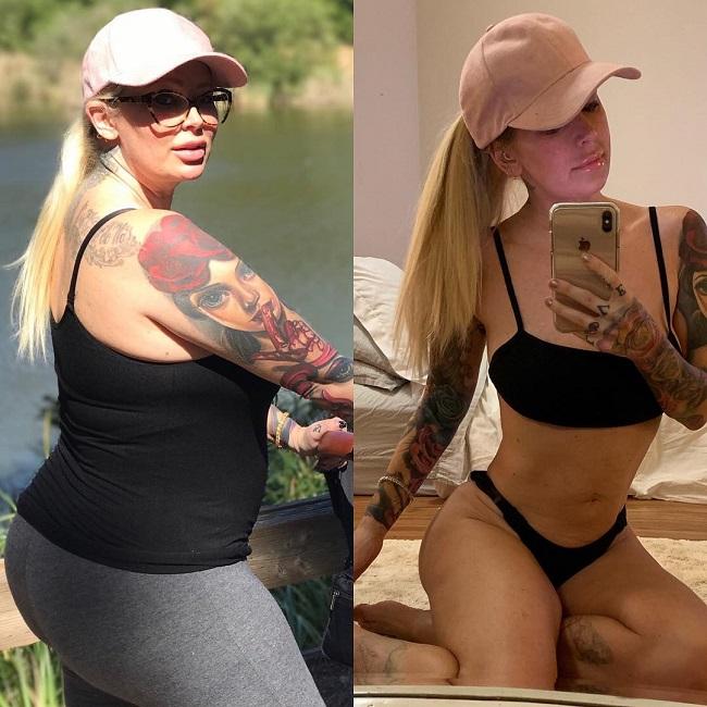 Bà mẹ hai con giảm thành công gần 37 kg nhờ kiên trì ăn chế độ Keto và tập gym.