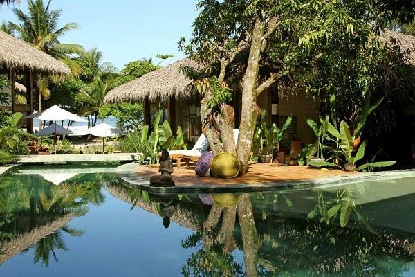 Yoga retreat là hình thức du lịch kết hợp nghỉ dưỡng khá mới ở Việt Nam.