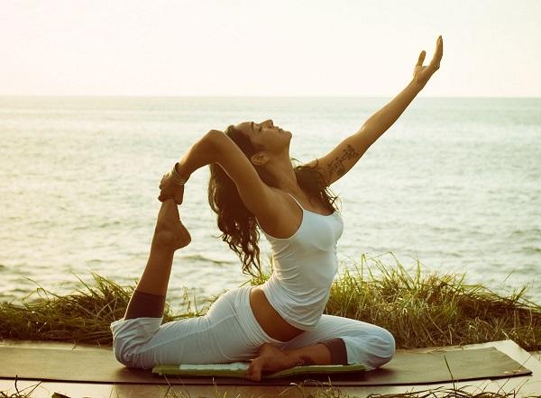 Yoga retreat giúp bạn tách khỏi cuộc sống bộn bề, căng thẳng.