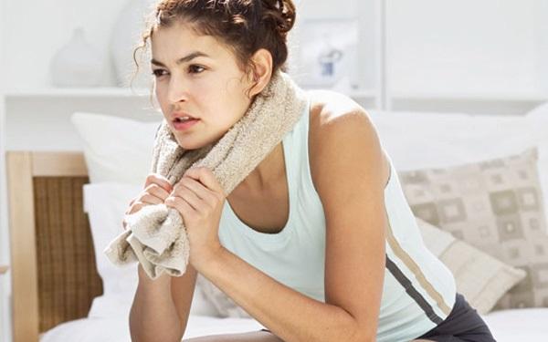 Nên hạn chế dùng chung khăn ở phòng tập!