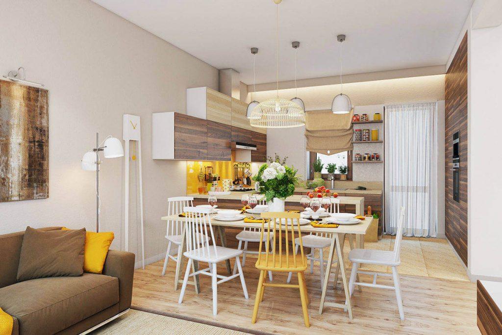 Phong cách hiện đại được rất nhiều các gia chủ lựa chọn, đặc biệt trong các kiến trúc nhà phố, nhà ống, nhà ở thành thị