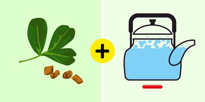2.11 nguyên liệu tự nhiên giúp loại bỏ mùi hôi cơ thể2