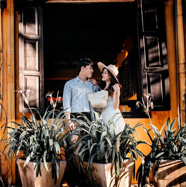 4.Ảnh cưới ở Đà Nẵng của cặp nên duyên nhờ bạn thân9