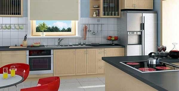 Khi xây dựng bếp, gia chủ nên chú ý đến việc chọn hướng cũng như các vị trí đặt vật dụng trong nhà bếp