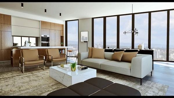 Sofa to hay sofa nhỏ - phụ thuộc vào không gian của căn nhà bạn chứ chẳng phải ở sự tùy hứng của bản thân.
