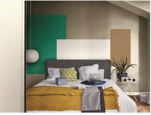 7.Phù phép diện mạo ngôi nhà với sắc màu chủ đạo của Dulux năm 201915