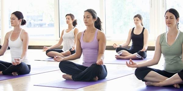 Yoga vốn dĩ là môn mang đến sự thư giãn cho tinh thần...