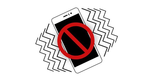 Hãy chuyển điện thoại sang chế độ im lặng khi bước vào lớp tập nhé.