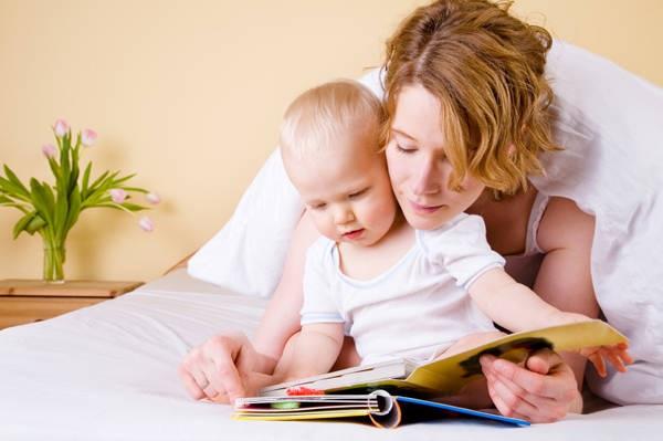 Thói quen đọc sách hình thành sớm hơn chúng ta vẫn nghĩ.