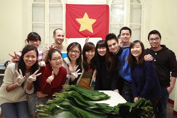 Du học sinh Việt và nỗi niềm ngày Tết phương xa5