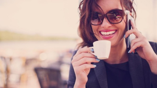 Đôi khi với phụ nữ, được làm việc họ thích chính là hạnh phúc rồi
