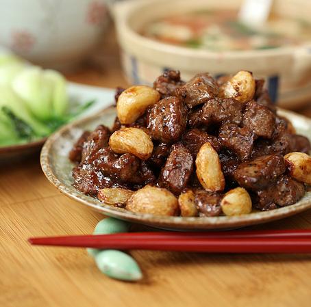 5.Thịt bò sốt tiêu tỏi Lựa chọn ngon miệng cho bữa cơm gia đình17