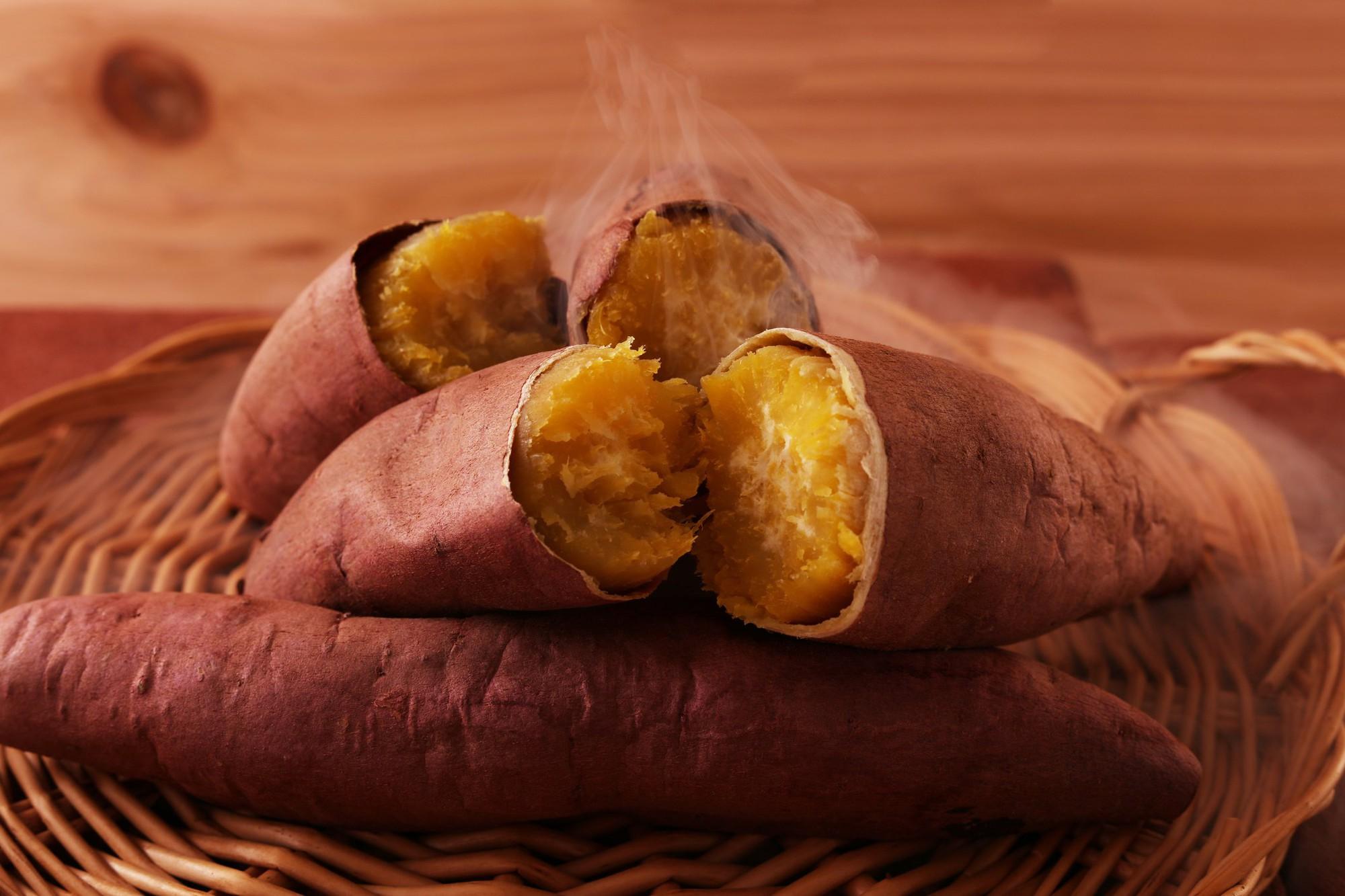 6.Biến tấu muôn vạn món ăn ngon với khoai lang1