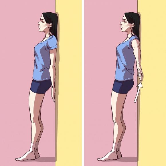 6.Những bài tập làm sạch hệ bạch huyết, ngừa mọi bệnh tật cho người có thói quen ngồi làm việc cả ngày2