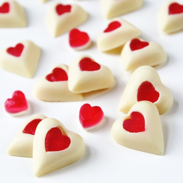 Valentine trắng2