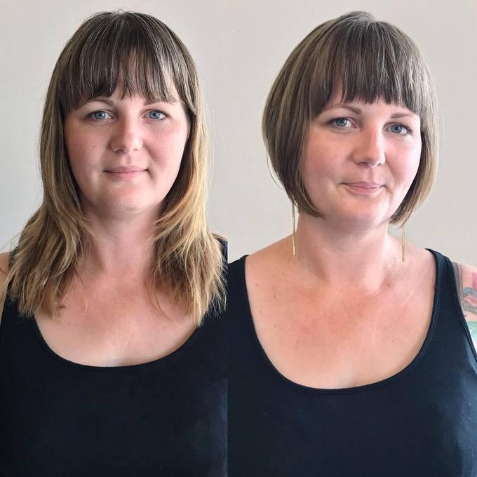Nếu đã trung thành với mái tóc dài nhiều năm, hãy 'thử một lần chơi lớn', cắt tóc ngắn để tất cả phải trầm trồ.