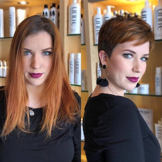 Chẳng cần thay đổi style trang điểm, mái tóc mới sẽ giúp bạn làm mới bản thân sau kỳ nghỉ lễ.