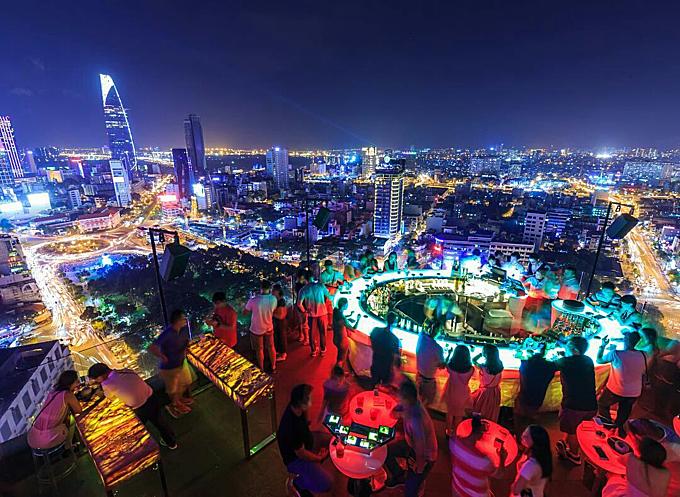 10.Gợi ý khám phá Sài Gòn 24 tiếng kỳ nghỉ lễ cho du khách phương xa9