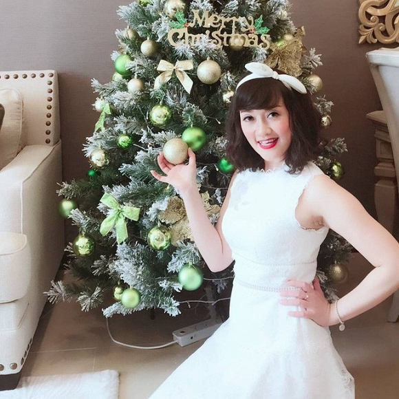 24.Hé lộ không gian sống của nữ danh hài nổi tiếng Vân Dung3