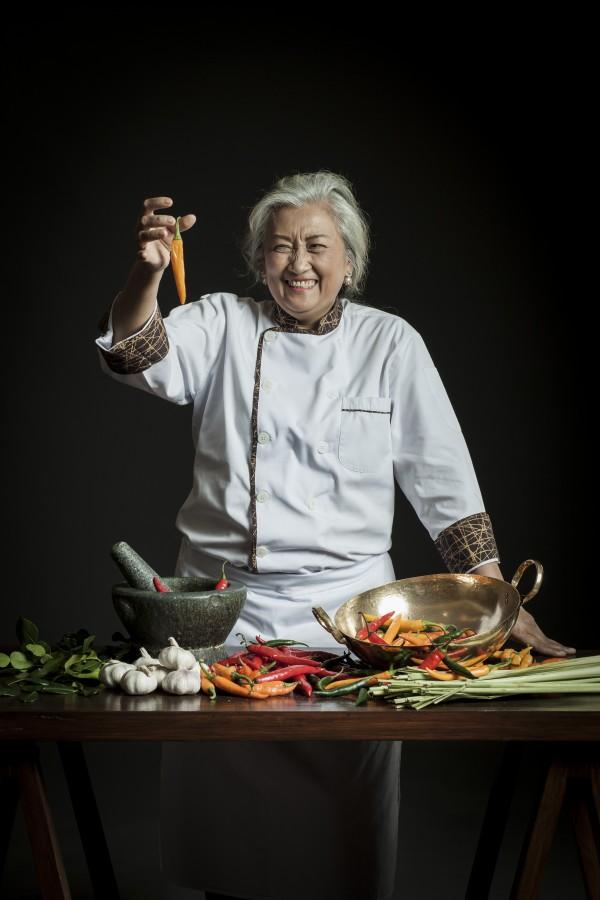Chef Bang-Orn Narkrung