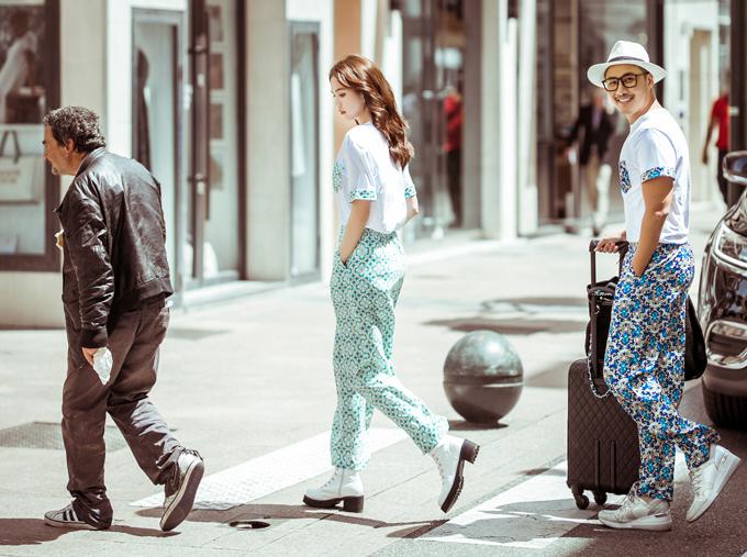 Chuyến đi Cannes mang lại những trải nghiệm khó quên cho cả Ngọc Trinh và bạn thân.
