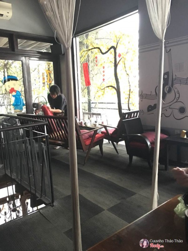11.List quán café đẹp, ít người biết ở đường Tô Hiến Thành5