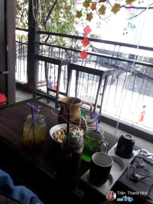 11.List quán café đẹp, ít người biết ở đường Tô Hiến Thành7