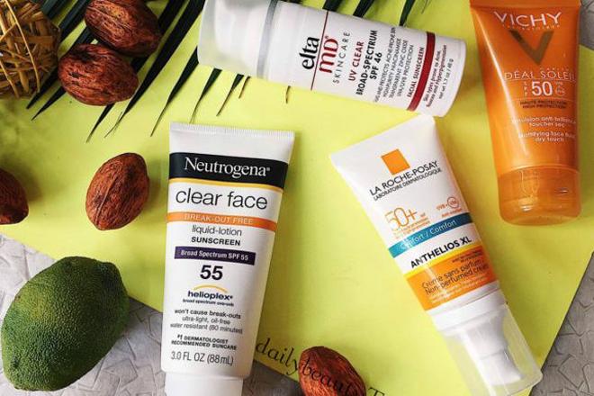 13.8 sản phẩm bác sĩ da liễu khuyến khích dùng để có làn da đẹp