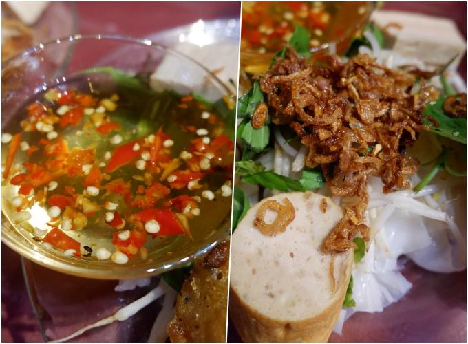 15.Bánh ướt bình dân ngay 'phố Wall' Sài Gòn1