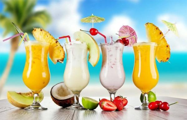 17.Giải nhiệt ngày hè với thức uống không đường9