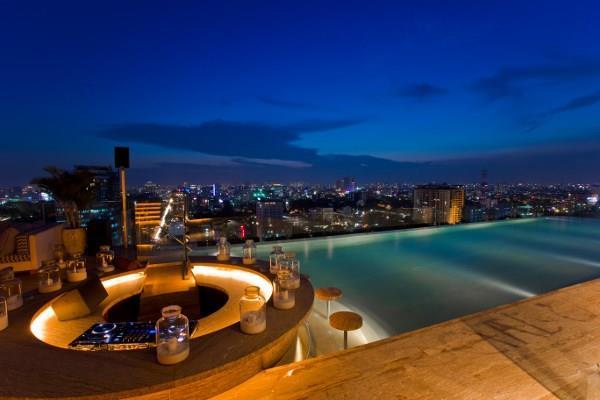 20. Ngắm toàn cảnh Sài Gòn về đêm với 5 quán café sau3