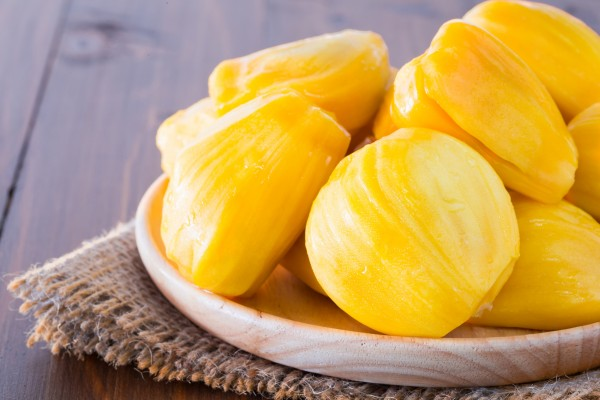 Jackfruit, ripe fruit, Thailand