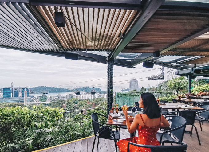 22.7 quán cà phê ngắm vịnh đẹp như mơ ở Singapore10