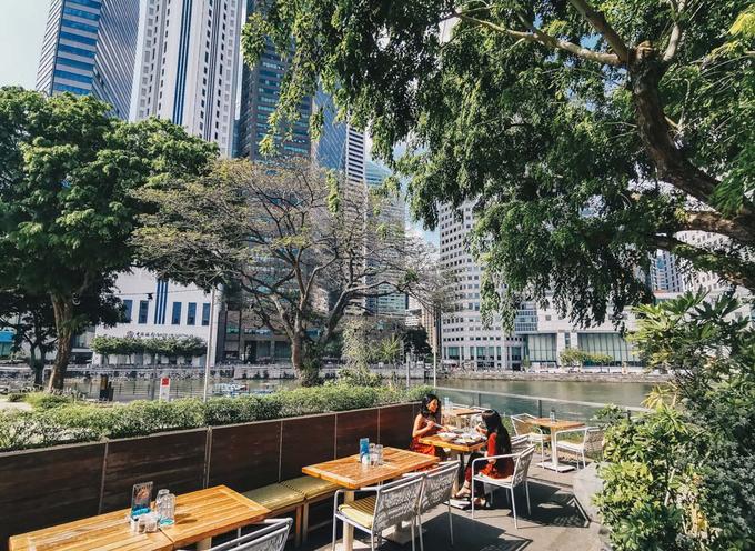 22.7 quán cà phê ngắm vịnh đẹp như mơ ở Singapore4
