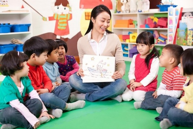 32.Top 5 trường mẫu giáo quốc tế có cơ sở vật chất tốt nhất tại thành phố Hồ Chí Minh