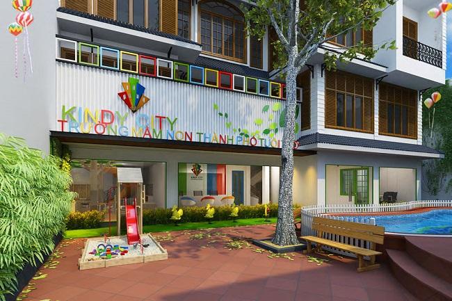 32.Top 5 trường mẫu giáo quốc tế có cơ sở vật chất tốt nhất tại thành phố Hồ Chí Minh3