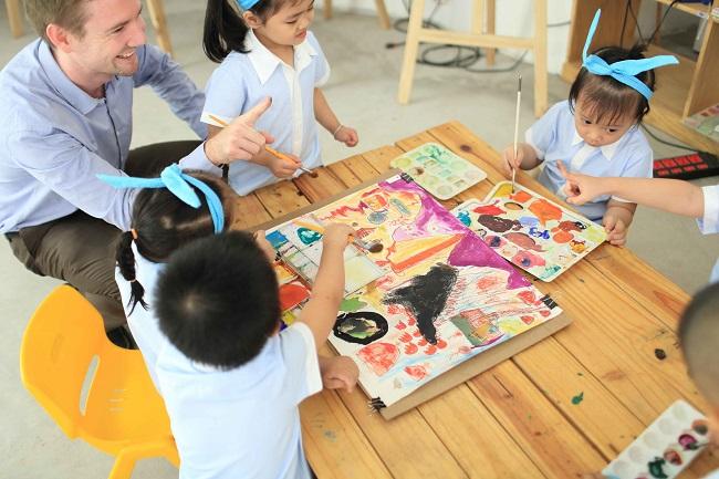 32.Top 5 trường mẫu giáo quốc tế có cơ sở vật chất tốt nhất tại thành phố Hồ Chí Minh5