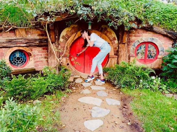 34.Võ Hoàng Yến hào hứng khám phá xứ sở thần tiên của 'người Hobbit' tại New Zealand5