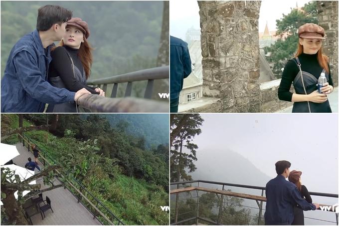 Các địa điểm quay phim Về nhà đi con đang gây chú ý, trong đó Quán Gió, nơi đôi Thư - Vũ hẹn hò ở Tam Đảo khiến dân mê du lịch muốn vác ba lô lên mà đi ngay lập tức.
