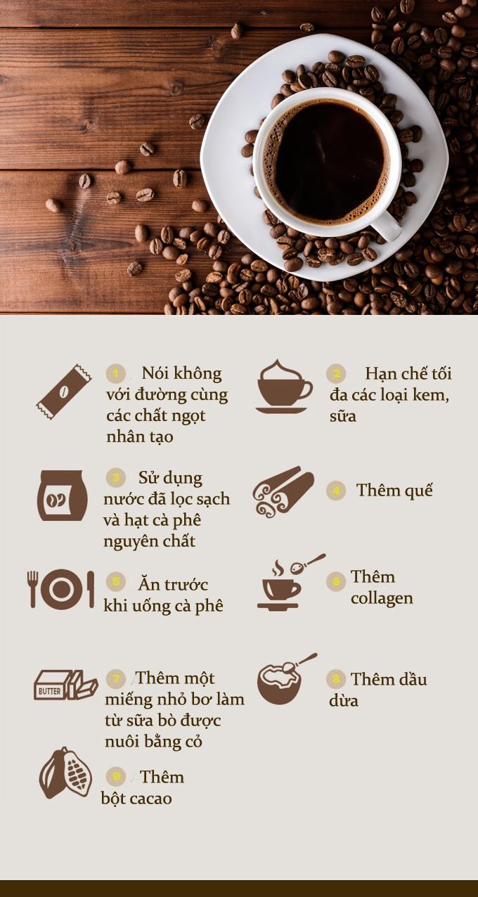 45.9 cách đơn giản giúp tách cà phê bạn uống mỗi sáng phát huy lợi ích