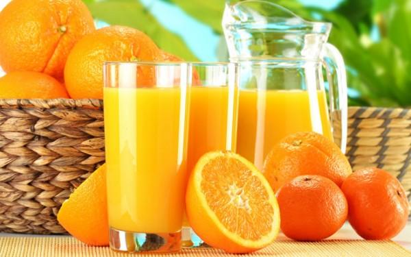 49.Uống nước cam mỗi ngày tốt như thế nào