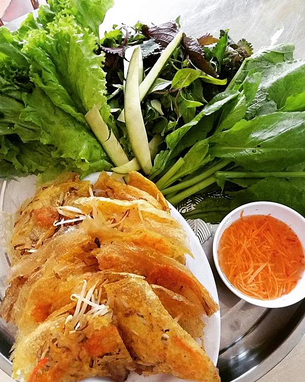 7.Địa chỉ cuối tuần 6 quán bánh xèo cho ngày mát trời ở Hà Nội