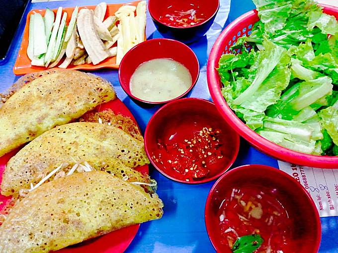 7.Địa chỉ cuối tuần 6 quán bánh xèo cho ngày mát trời ở Hà Nội1