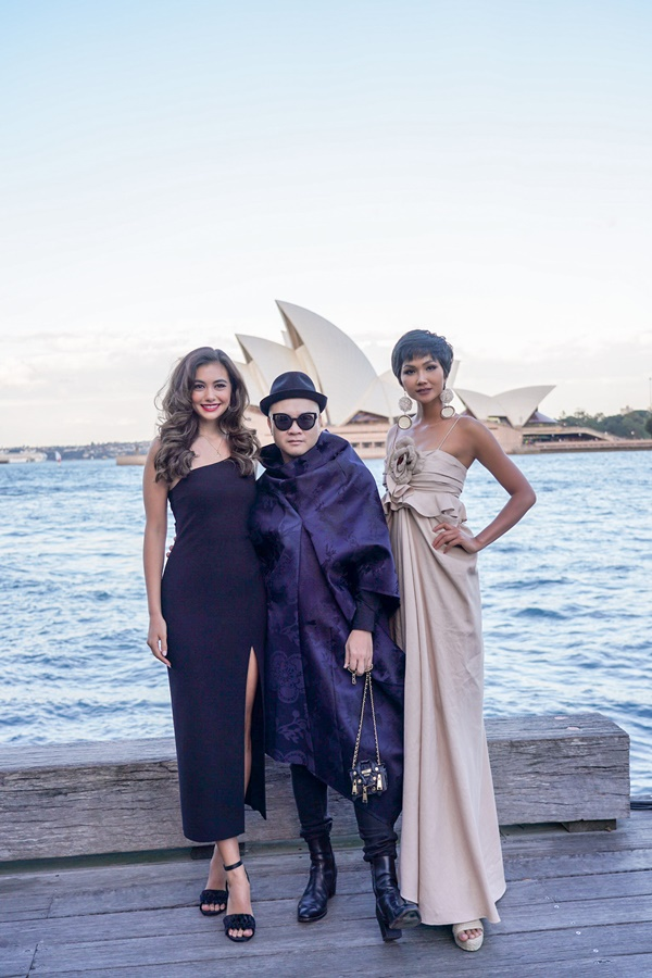 HHen Nie hoi ngo Francesca tai Australia (3)